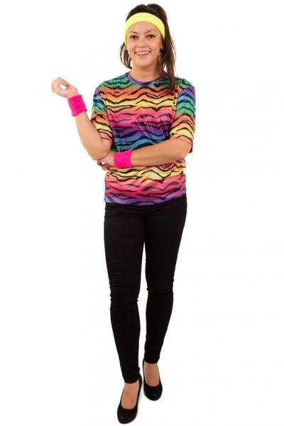 Fout T-shirt tijger - Joe Exotic