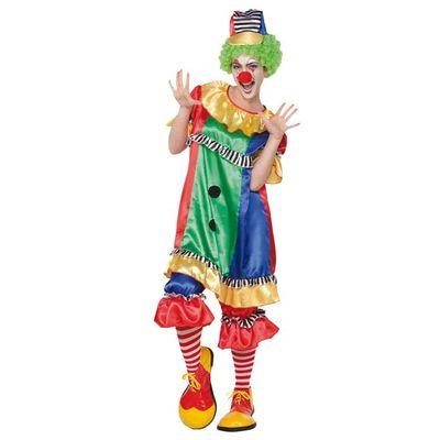 Clownskostuum dames