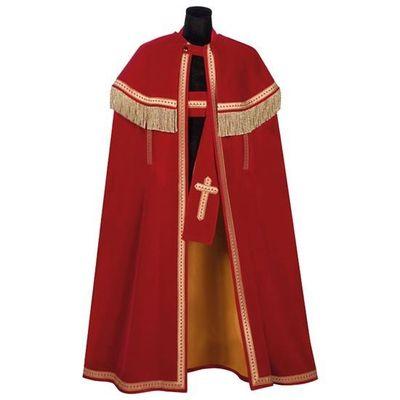 Sinterklaas mantel Bram wijd