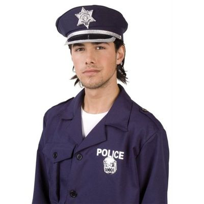 Pet Police officer (verstelbaar)