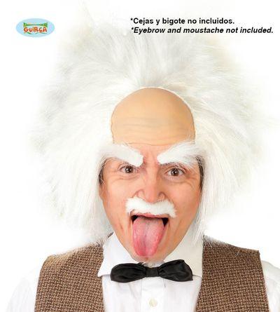 Einstein pruik