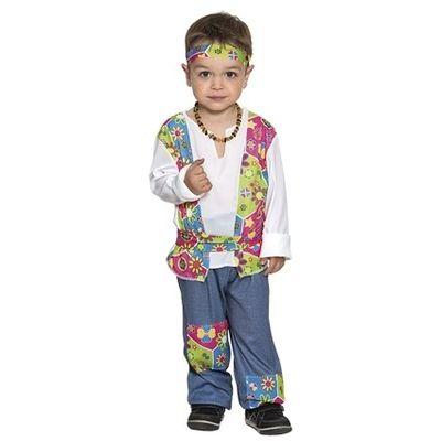 Hippie kostuum dreumes
