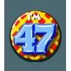 Afbeelding van Button 47 jaar