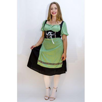 Foto van Tiroler dirndl jurk Angela