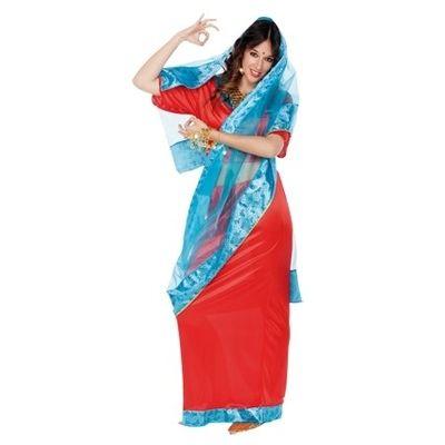 Bollywood kostuum dames