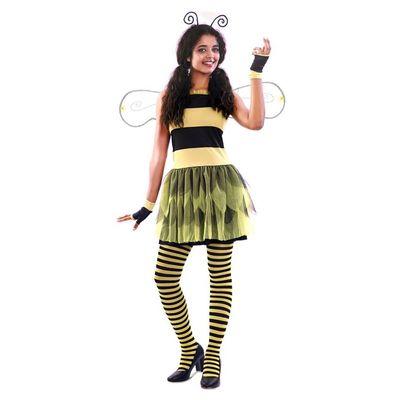 Bijen jurkje