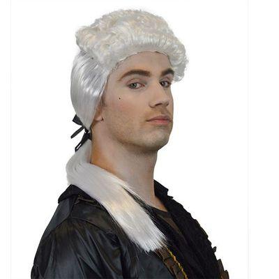 Rococo Pruik wit