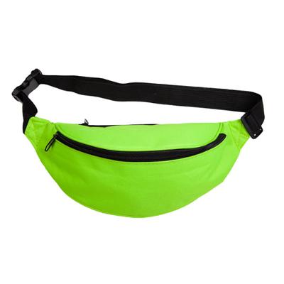 Fanny pack neon groen