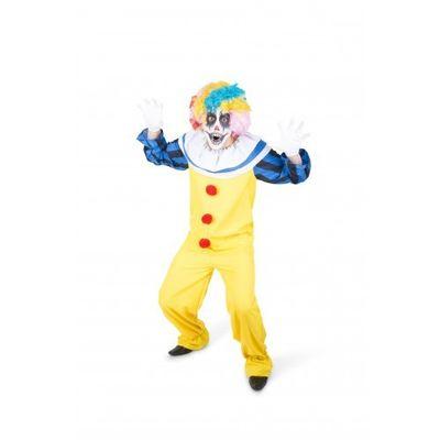 Foto van Enge clown kostuum