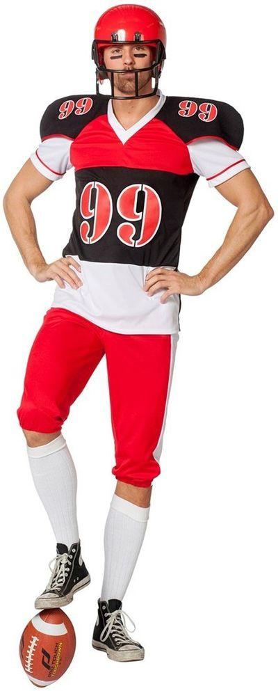 American Football kostuum Luxe