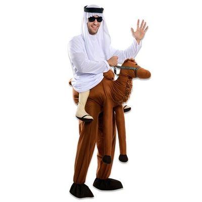 Foto van Carry me kostuum kameel