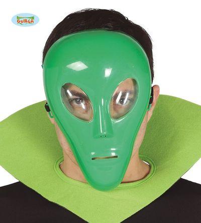 Alien masker plastic