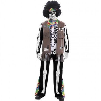 Foto van Halloween kostuum - Hippie