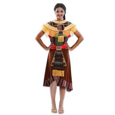 Indianen jurk aztec