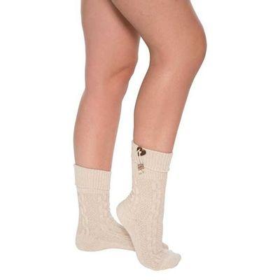 Foto van Tiroler kabel sokken