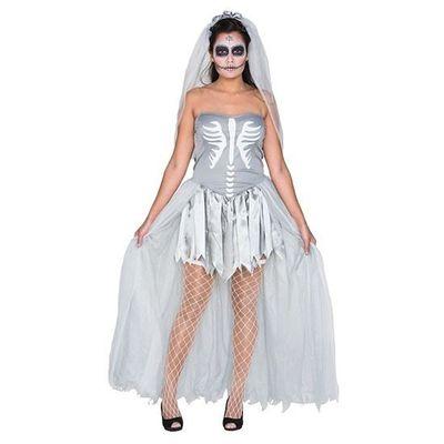 Dode bruid kostuum