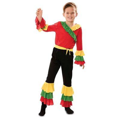 Afrikaans kostuum kind