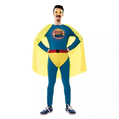 Foto van Sukkel superheld kostuum