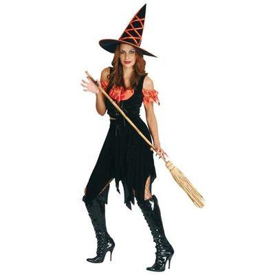 Heksen kostuum - Halloween