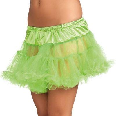 Foto van Petticoat groen kort