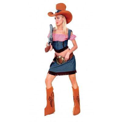 Cowgirl kostuum - Cartoon