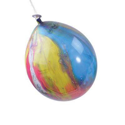 Ballonnen marbled 6 st