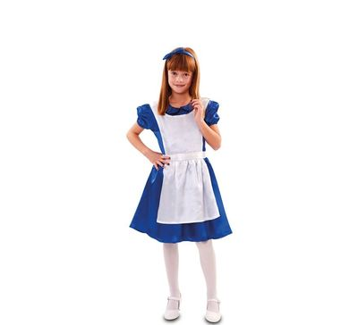 Alice in Wonderland jurk kind
