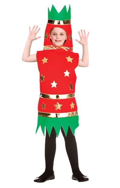 Christmas Cracker kostuum kind