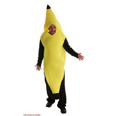Foto van Banaan kostuum