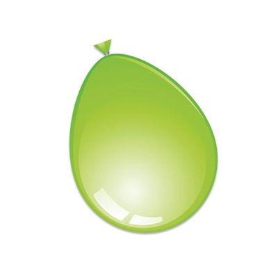 Ballonnen limoengroen (30cm) 50st
