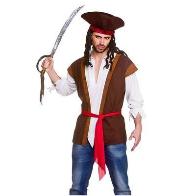 Piraten - blouse met gilet