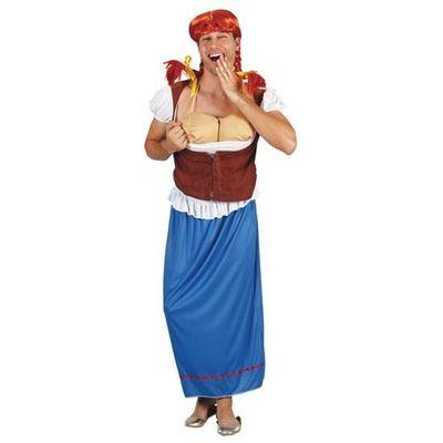 Travestiet kostuum - Boerin
