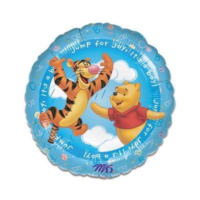 Folie ballon It's a boy Pooh