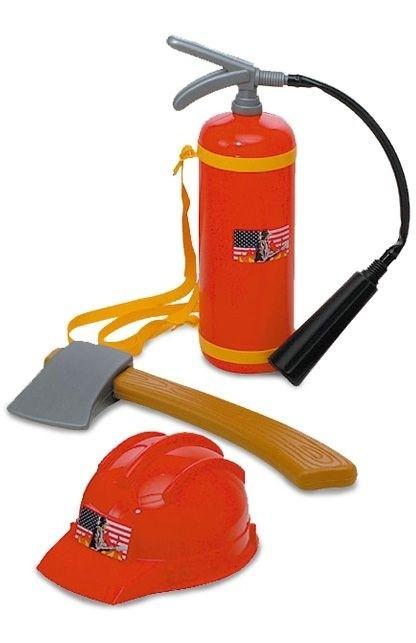 Brandweerman set