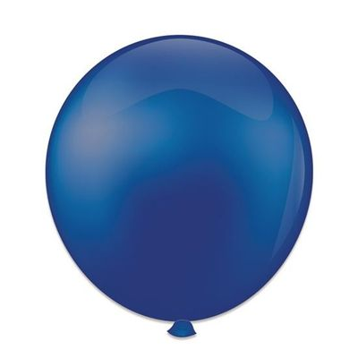 Ballonnen koningsblauw (61cm)