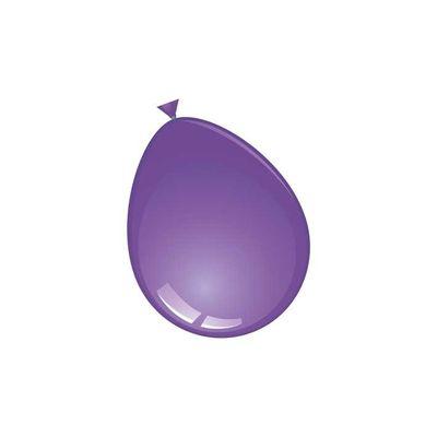 Foto van Ballonnen violet 10st (30cm)