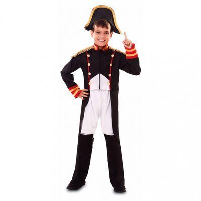Foto van Napoleon kostuum kind