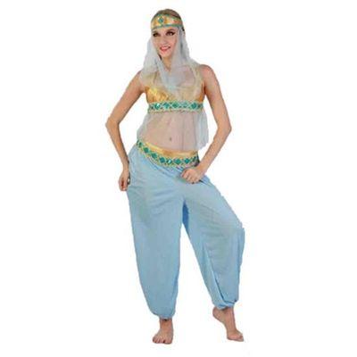 Foto van Arabische prinses kostuum