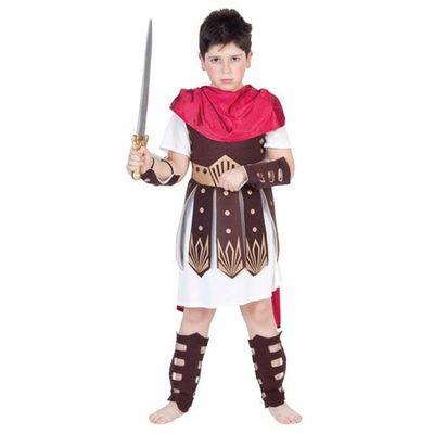 Romeinse soldaat kostuum kind