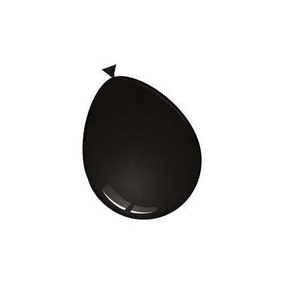 Ballonnen zwart (30cm) 100st