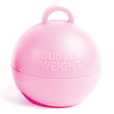Foto van Ballon Gewicht Babyroze 35gr