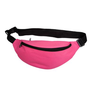 Fanny pack neon roze