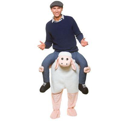 Carry me kostuum schaap