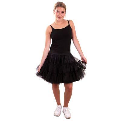Foto van Petticoat zwart