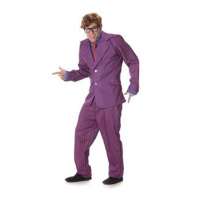 Foto van Austin Powers kostuum