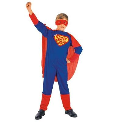 Superheld kostuum kind
