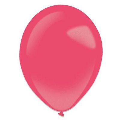 Ballonnen apple red pearl (13cm) 100st