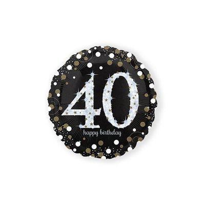 Folie ballon 40 jaar