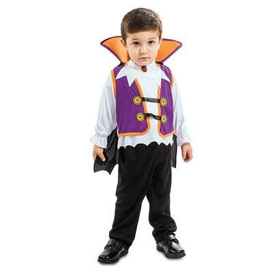 Foto van Vampier kostuum jongen