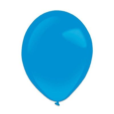 Ballonnen royal blue (13cm) 100st